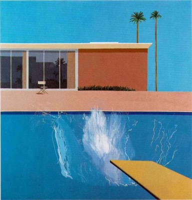 D. Hockney A bigger Splash