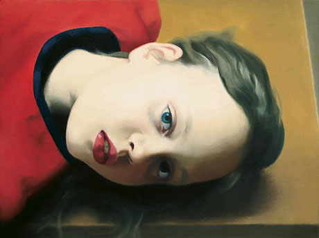 Gerhard Richter, Betty, 1977