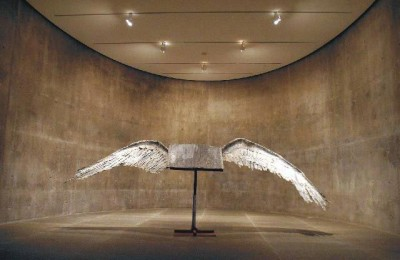 Kiefer, Book with Wings