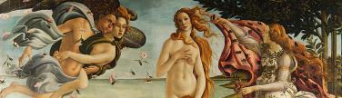 Sandro Botticelli Geboorte van Venus, ca. 1483