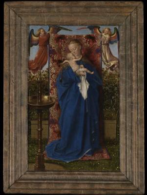 Madonna bij de Fontein, 1439