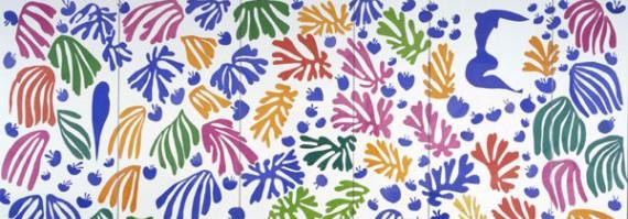 Matisse, la perruche et la sirene