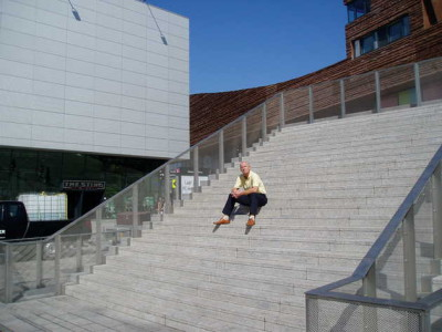Ira Koers, Up-stairs, Forum Almere