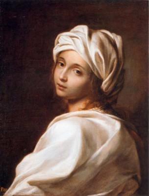 Guido Reni, Beatrice Cenci, ca. 1600