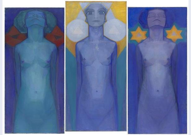 Mondriaan, Evolutie, 1911