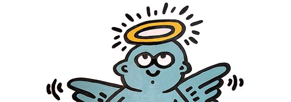 Keith Haring, Lil' Angel