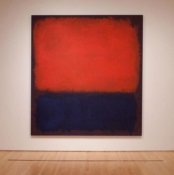 Mark Rothko, No. 14