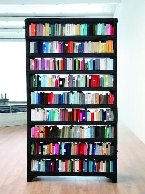 Yin Xiuzhen, Bookshelf No.1